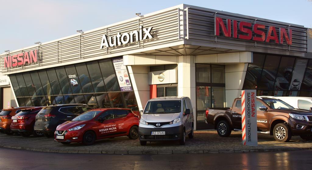 Autonix Wnętrze